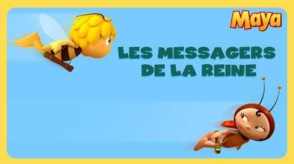 Maya l'abeille - les messagers de la reine