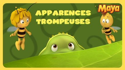 Maya l'abeille - Apparences trompeuses