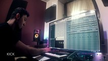 Beat für Kollegah & Farid Bang? | ► Making a Trap Rap Beat | BEAT MAKING  - BOF #15 | ONEDAH