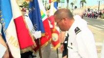 Préparatifs et défilé du 14 juillet à Martigues