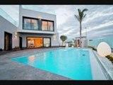 Nouvelle construction moderne Vente villa maison en Espagne Costa Blanca : Vivre à proximité des belles plages