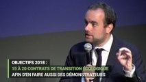 Contrats de transition écologique : Sébastien Lecornu s'inspire de la 3e révolution industrielle