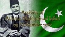 Iqbal Day Activity 9th November 2017 PGMS