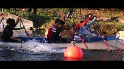 Régate Internationale du Pas de Calais de canoë-kayak - Challenge des Commémorations du Centenaire