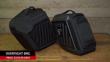 Upgrading A 2017 Polaris Slingshot SL With Overnight Bags
