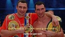 Boxe - Lourds : Lustyk «La période actuelle des poids lourds est la plus belle depuis 20 ans»