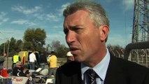L'intervention de Jean-Marc Charrier, maire de Port-Saint-Louis du Rhône.