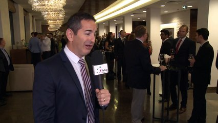 LIVE: Fed Cup Final Official Dinner