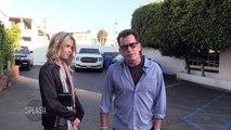 Charlie Sheen Denies Sodomizing Corey Haim