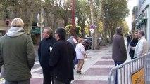Les représentants syndicaux CGT des territoriaux de Marignane