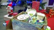 A Libourne, le Père Noël s'attend à recevoir plus d'un million de lettres