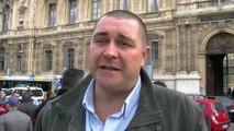 Fabrice Hillaire, secrétaire régional Paca du syndicat Unité GP Police FO