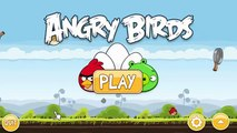 Lets Play Angry Birds 05 - The inconceivable majesty of nonsensical structures.