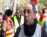 François Zarbo, secrétaire syndicat FO Arcelor Mittal