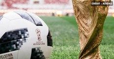 Le ballon Adidas de la Coupe du monde 2018