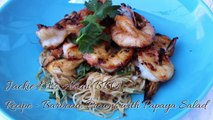 How to Cook Vietnamese Barbecue Prawns - Asian BBQ Series