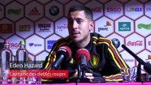 """Eden Hazard: """"De Bruyne est le meilleur joueur du championnat anglais"""""""