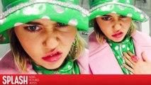 Miley Cyrus dit que sa bague de fiancailles en diamant n'est pas son genre