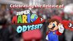 Celebrating the Release of Super Mario Odyssey - Launch Event