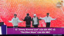 Không còn là lời đồn, BTS chính thức xác nhận tham gia Jimmy Kimmel Live và Ellen Show của Mỹ