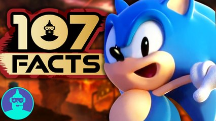 Sonic Forces story connects to Sonic Mania (+107 Facts You Should Know) | The Leaderboard