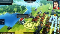 OGRE ATTACK! - Kingdoms and Castles Gameplay - Kingdoms and Castles Alpha Part 3