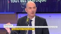 """""""Paradise Papers"""" : L'optimisation fiscale, """"c'est très difficile d'y échapper"""", assure Roland Lescure"""