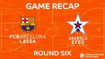 Highlights: FC Barcelona Lassa - Anadolu Efes Istanbul