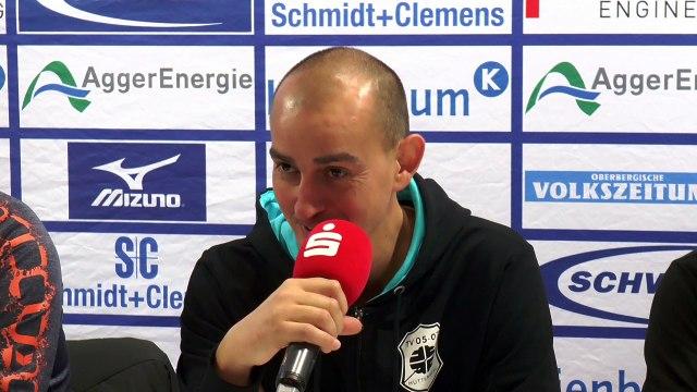 Erster Sieg im ersten Spiel für den neuen Gummersbacher Trainer
