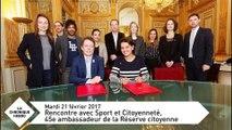De Sport et Citoyenneté à la Sorbonne Nouvelle - Chronique Hebdo N°111