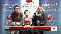 Novice Men Short - 2018 Skate Canada BC/YK Sectional Championships - Parksville, BC