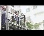 Shahrukh Khan 52nd Birthday celebration at mannat  Crowd outside Mannat  srk at mannat