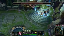 Fiora Top - Full League of Legends Gameplay [German] Lets Play LoL - Solo/Duo Ranked #136