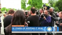 10 Years Of 'Keeping Up With The Kardashians: Kris Jenner, Kim K Look Back | Megyn Kelly TODAY