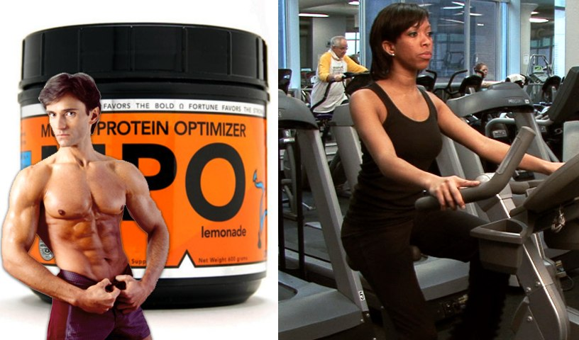 MUSCLE PROTEIN OPTIMIZER & EXERCISE EXCUSES   Fit Now with Basedow