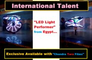 """""""LED Light Performer"""" from Egypt 