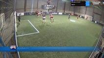 But de Denis (1-1) - MILAN A CHIER Vs MBDA - 09/11/17 19:30 - Ligue du JEUDI - Bourges Soccer Park