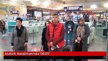 Atatürk Havalimanı'nda '09.05'