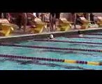 USC Men's Swimming USC 153, ASU 147 - Highlights (11317)