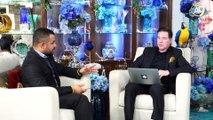 Mr. Adnan Oktar's representative Dr. Oktar Babuna's interview with Iraqi journalist Mahir Alhamdany - November 7, 2017