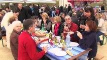 Fête de la mer à Sausset : la balade des gens heureux
