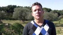 David Hamed coéquipier mais surtout ami de Morgan Amalfitano