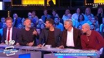 """Jean-Michel Maire flingue Laurence Boccolini qui a critiqué une caméra cachée de """"La grande rassrah"""" - Regardez"""