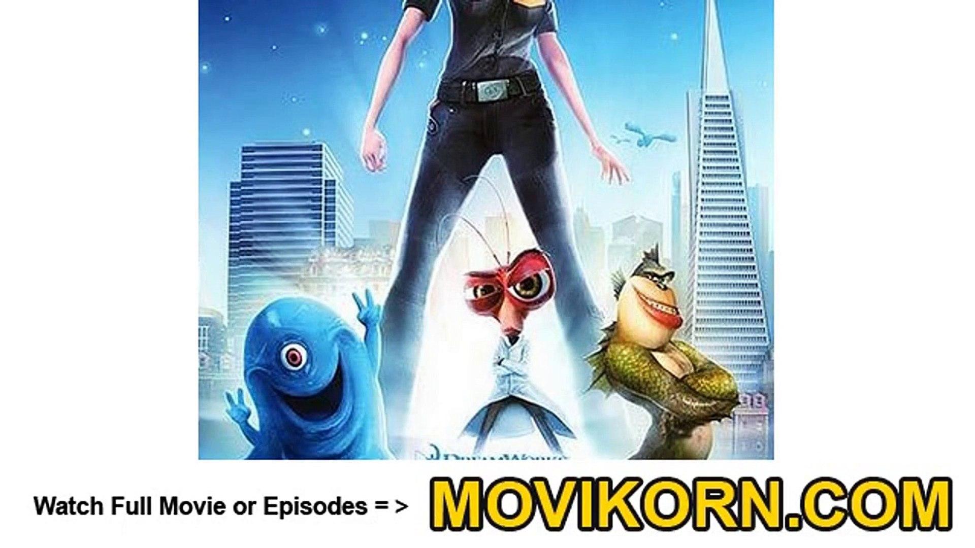 [HD] Monsters vs Aliens 2009 Stream Online