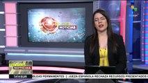 Presidenta de la ANC de Venezuela rechaza nuevas sanciones de EE.UU.