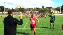 Palmarès des sports 2012, Ville de Martigues. Une saison de rugby.