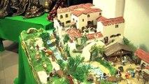 L'exposition des crèches de Noël a été inaugurée mercredi à La Maison du Tourisme de Martigues.