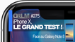 ORLM-275 : iPhone X, le grand test…  face au Galaxy Note 8