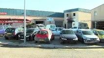 L'incendie du gararge à Croix-Sainte a endommagé sept véhicules au total.