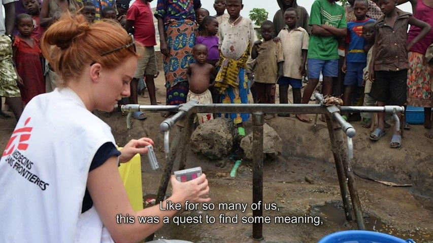 Clara Nordon Director of The MSF Foundation